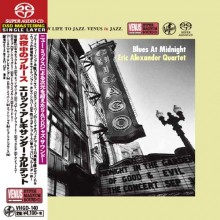 Eric Alexander Quartet - Blues At Midnight (Japan Single-Layer SACD) 2016