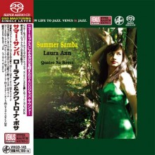Laura Ann & Quatro Na Boss - Summer Samba (Japan Single-Layer SACD)