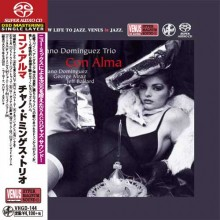 Chano Dominguez Trio - Con Alma (Japan Single-Layer SACD) 2016