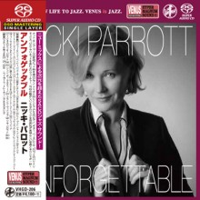 Nicki Parrott - Unforgettable (Japan Single-Layer SACD) 2017