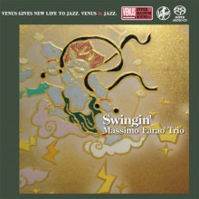 Massimo Farao' Trio - Swingin' (Japan Single-Layer SACD) 2017