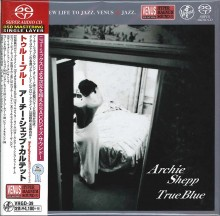 Archie Shepp Quartet - True Blue (Japan Single Layer SACD)
