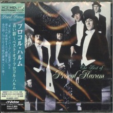 Procol Harum - The Best Of Procol Harum (Japan HQCD)