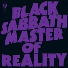 Black Sabbath - Master Of Reality (180g Green Vinyl LP) 2016