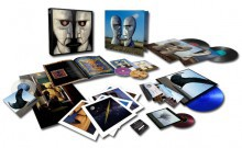 "Pink Floyd - The Division Bell (20th Anniversary Deluxe Box Set) [CD, 2LPs, Blu-ray Disc, 2Single 7""s, Single 12""] 2014"