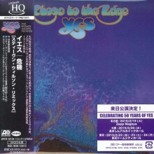 Yes - Close To The Edge (Steven Wilson Remix) (Japan Mini LP UHQCD) 2019