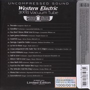 Various Artists - 300B Vacuum Tube: Audiophile lmpressive Sound (Limited Edition Silver) (HD-Mastering CD)