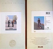 Pink Floyd - Wish You Were Here (Mastersound Collectors Edition) (24-Karat Gold long box)