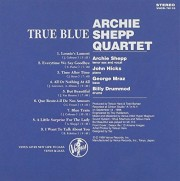 Archie Shepp Quartet - True Blue (Japan Mini LP CD)