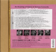 Various Artists - An Evening of Opera & Various Concerto (2CD) (AAD HD-Mastering/DMM-CD)
