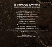 Various Artists - Restoration: The Songs of Elton John and Bernie Taupin (CD) 2018