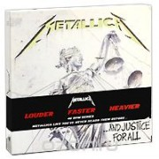 Metallica - ...And Justice For All (180g Vinyl 45RPM 4LP BOX)