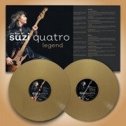 Suzi Quatro - Legend: The Best Of (GOLD COLOURED Vinyl 2LP) 2018