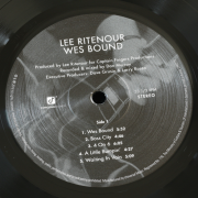 Lee Ritenour - Wes Bound (remastered) (180g LP) 2018