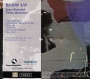 Isao Suzuki Quartet - Blow Up (24K Gold CD/HDCD)