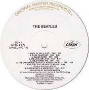 The Beatles - The Beatles (MFSL Original Master Recording Vinyl 2LP) Factory Sealed