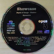 Opus 3 - Showcase (Hybrid SACD)