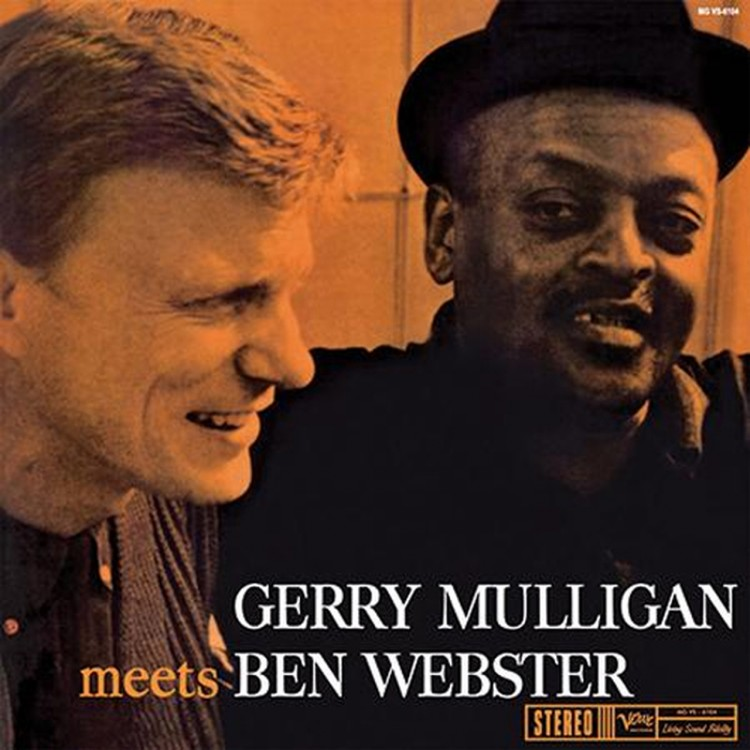 Gerry Mulligan - Gerry Mulligan Meets Ben Webster (200g Vinyl LP)