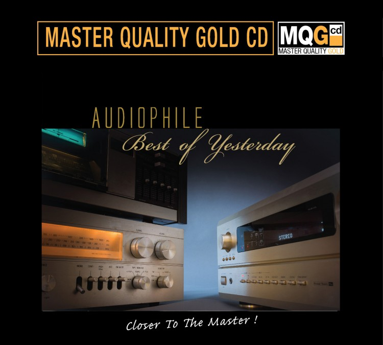Various Artists - Audiophile Best Of Yesterday (Master Quality Gold CD MQGCD)