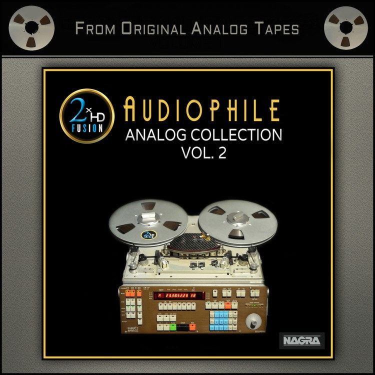 Various Artists - Audiophile Analog Collection Vol.2 (Reel To Reel Tape) 2020