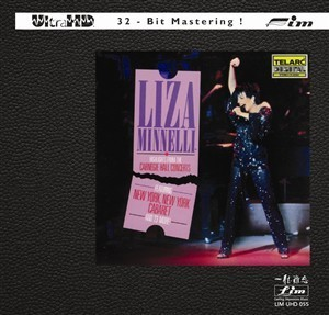 Liza Minnelli - Highlights from the Carnegie Hall Concerts (Ultra-HD 32bit CD)