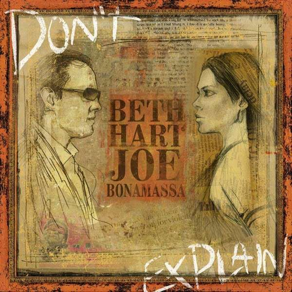 Beth Hart & Joe Bonamassa - Don't Explain (CD)