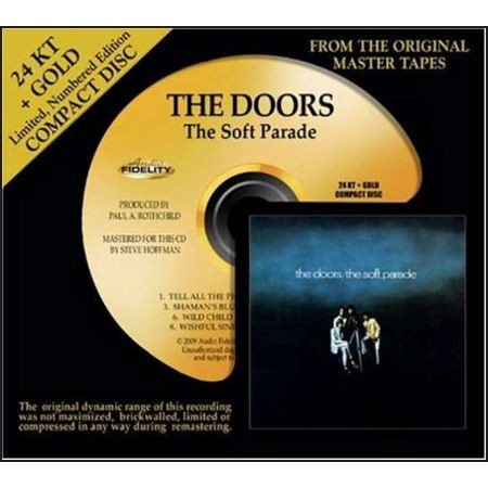 The Doors - The Soft Parade (Gold CD)