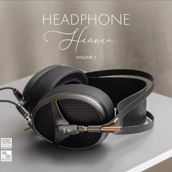 Various Artists - STS Digital: HEADPHONE HEAVEN Vol 1 (Audiophile CD) 2020