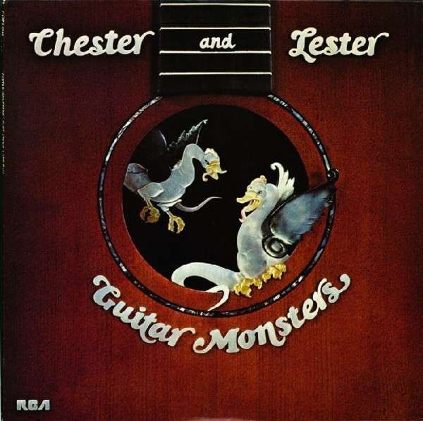 Chet Atkins & Les Paul - Guitar Monsters (CD) 2013