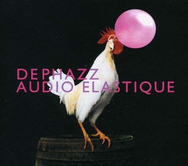De-Phazz - Audio Elastique [CD] 2012