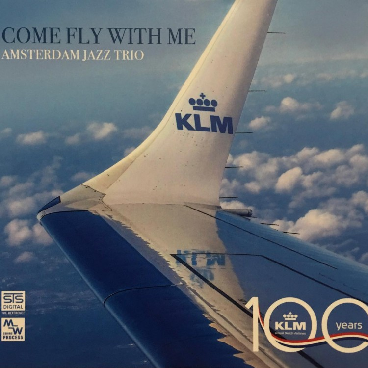 Amsterdam Jazz Trio - Come Fly With Me (STS Digital) (Audiophile CD) 2020