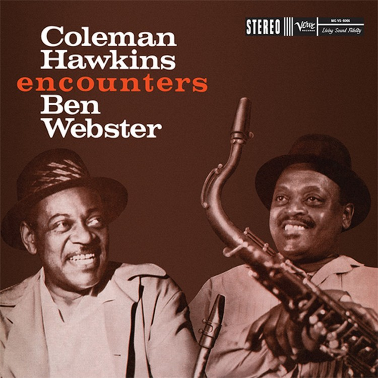 Coleman Hawkins & Ben Webster - Coleman Hawkins Encounters Ben Webster (200g 45rpm Vinyl 2LP)