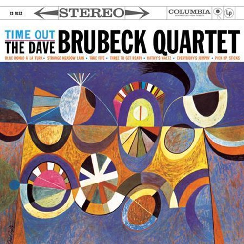 Dave Brubeck Quartet - Time Out (200g Vinyl LP)