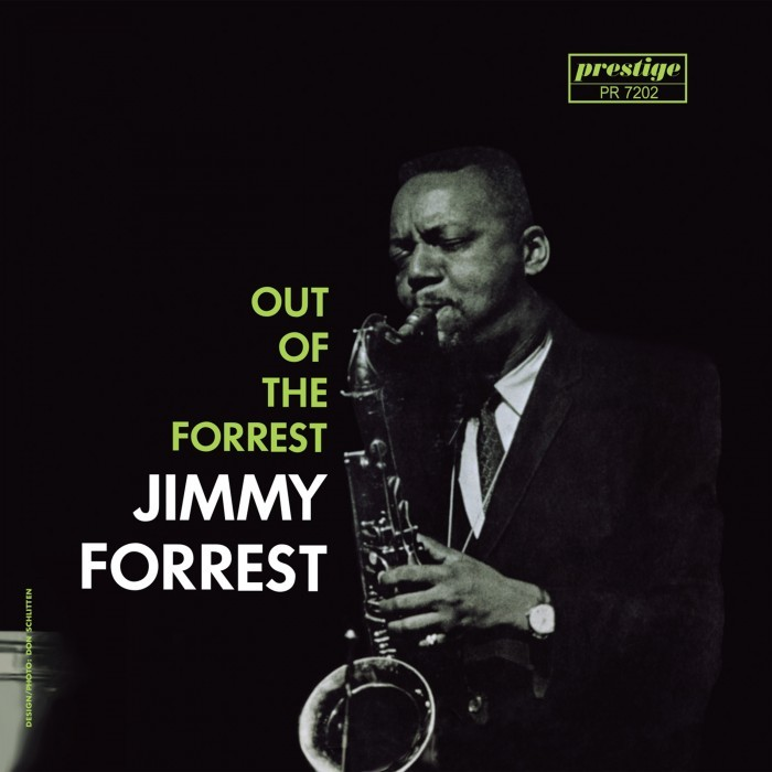 Jimmy Forrest - Out Of The Forrest (Hybrid SACD) 2017