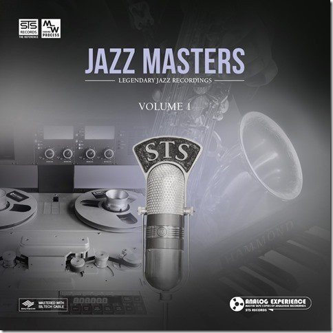Buddy Tate, Milt Bucker, Wallace Bishop - Jazz Masters vol.1: Legendary Jazz Recordings (180g DMM-LP)