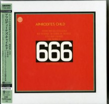 Aphrodites Child - 666 (Mini LP Platinum SHM-CD) 2014