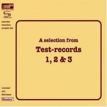 Opus 3 - Various Artists - A Selection From Test Records 1, 2 & 3 (SHM-XRCD24)