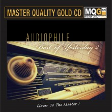 Various Artists - Audiophile Best Of Yesterday 2 (Master Quality Gold CD MQGCD)