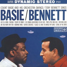 Count Basie/ Tony Bennett - Basie Swings Tony Sings [200g Vinyl LP]