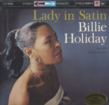 Billie Holiday - Lady In Satin [200g Vinyl LP]