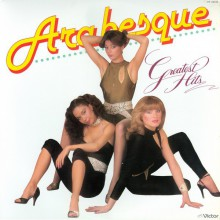 Arabesque - Greatest Hits (Japan vinyl LP) 1981 used
