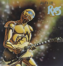 Alvin Lee - RX5 [Vinyl LP] used