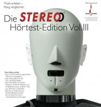 Various Artists - Die Stereo Hortest Edition Vol. III (LP+SACD+DVD-ROM+Blu-ray Audio)