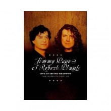 Jimmy Page / Robert Plant - Live At Irvine Meadows '95 (DVD-video) 2008