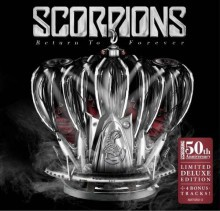 Scorpions - Return To Forever (Deluxe Editon) [CD] 2015