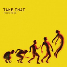 TAKE THAT - Progress [CD]