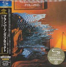 ALAN PARSONS PROJECT - Pyramid [Mini LP SHM-CD]