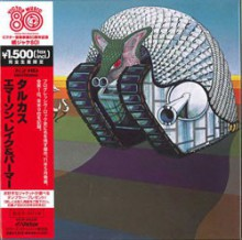 EMERSON LAKE & PALMER - Tarkus (Victor's 80th anniversary) [Mini-LP K2HD CD]