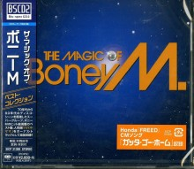 Boney M. - The Magic Of Boney M. - Best Collection (Blu-spec CD2) 2019