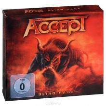 Accept - Blind Rage (CD + Blu-ray) 2014